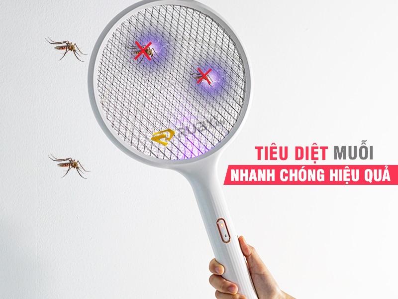 Tiêu diệt muỗi nhanh chóng và hiệu quả