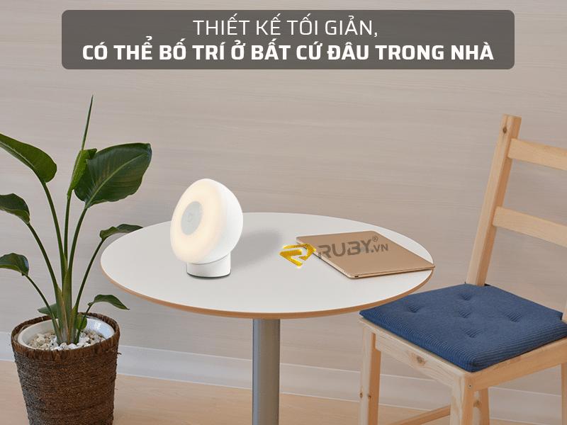 đèn ngủ cảm ứng thông minh