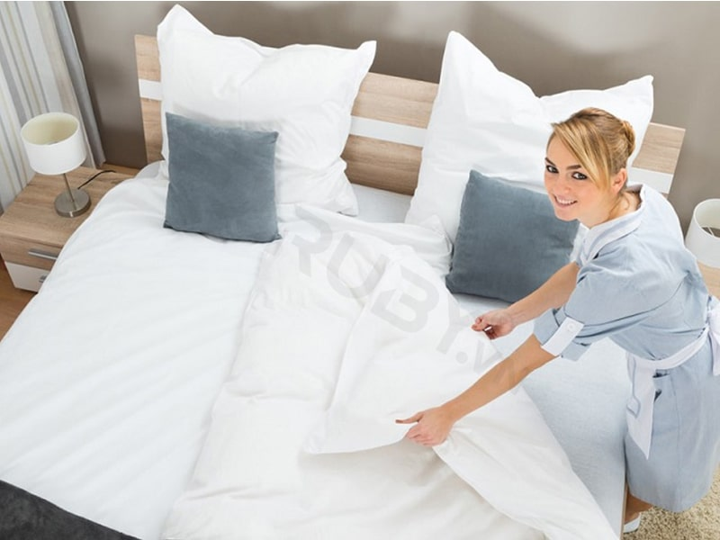 Vệ sinh phòng ngủ chống ẩm mốc