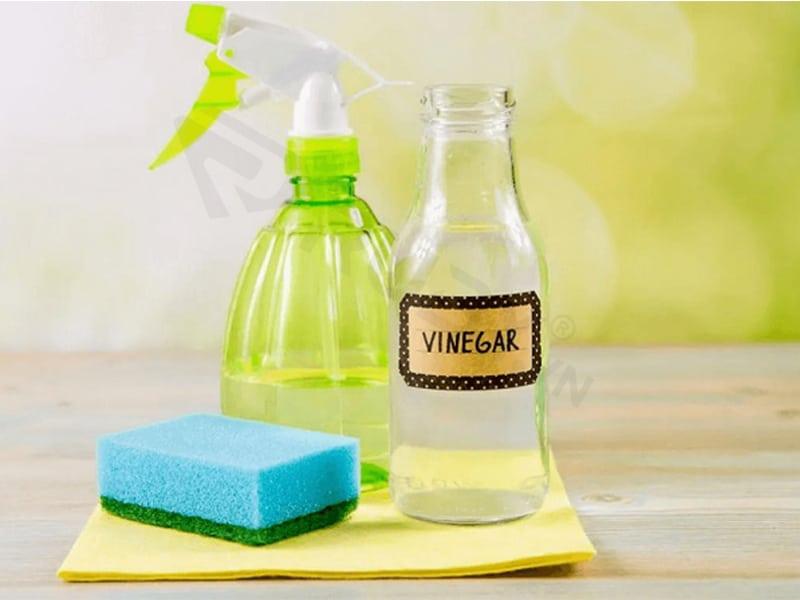 giấm trắng khử mùi ẩm mốc hiệu quả