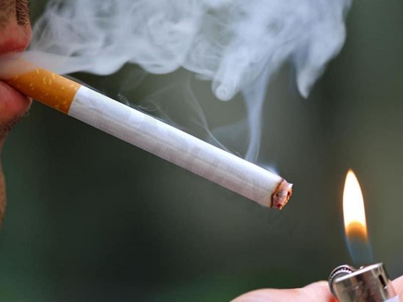 Làm sạch không khí bằng cách tránh khói thuốc