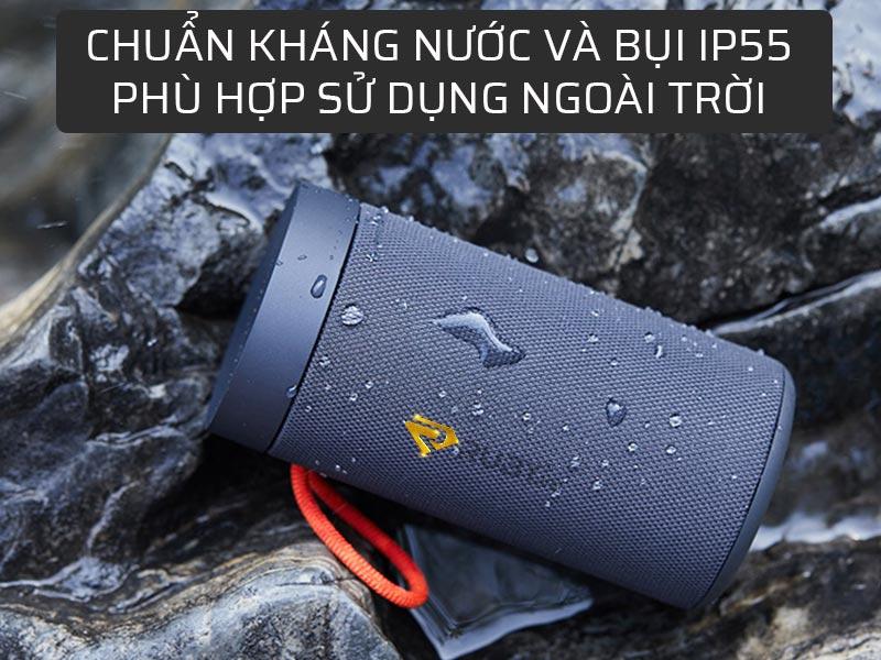 Chuẩn kháng nước và bụi IP55