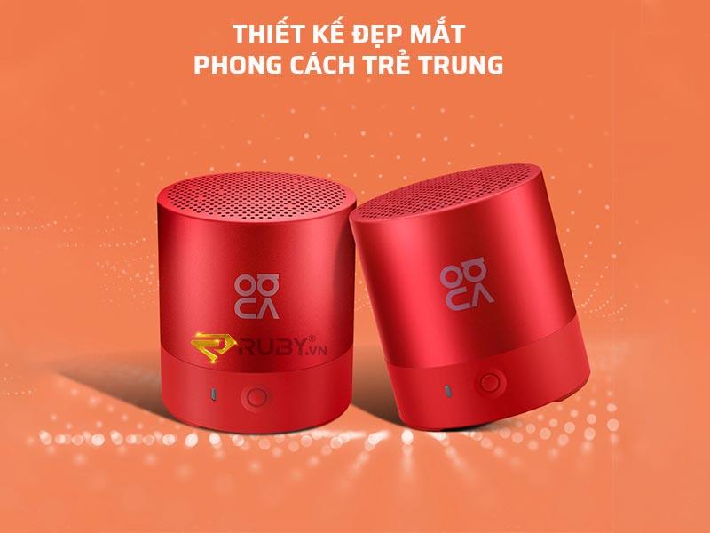 Loa Bluetooth mini Huawei có thiết kế đẹp mắt trẻ trung