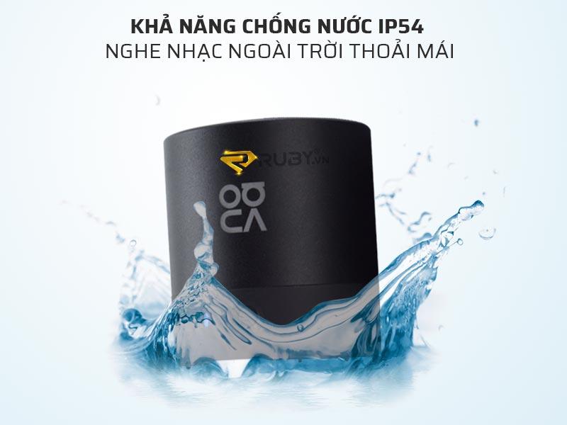 Khả năng chống nước và bụi IP54