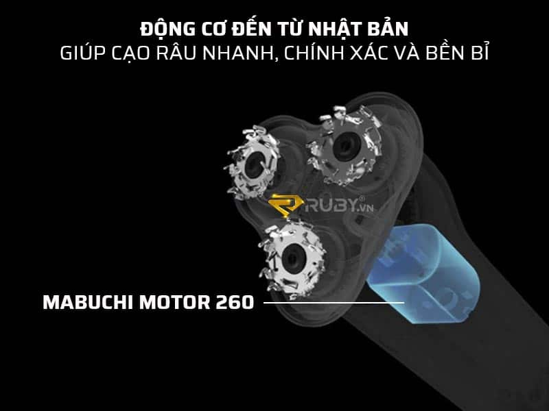 Động cơ đến từ nhật bản Mabuchi motor 260