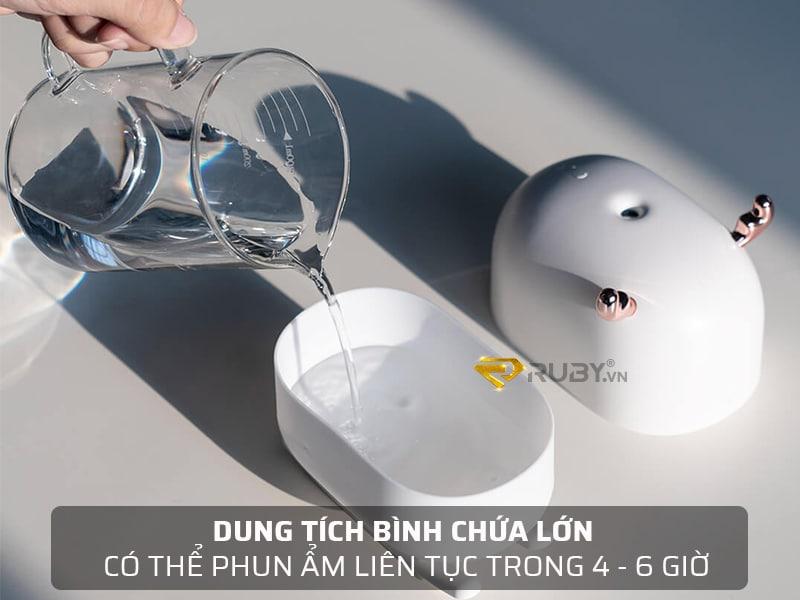 máy tạo độ ẩm ban đêm có đèn