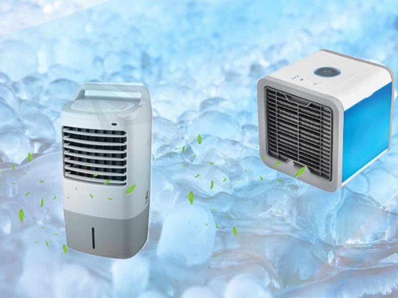 Nên mua quạt điều hòa hay quạt hơi nước để sử dụng