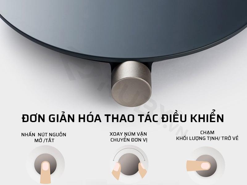 Đơn giản hóa thao tác điều khiển với Xiaomi Hoto QWCFC001