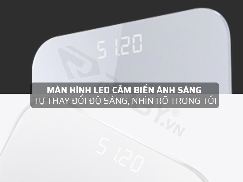 Màn hình LED cảm biến ánh sáng