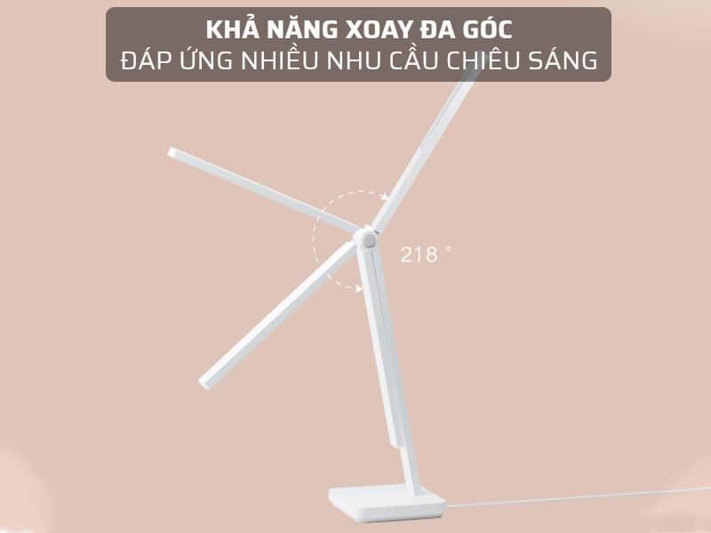 đèn học chống cận xiaomi có khả năng xoay đa góc