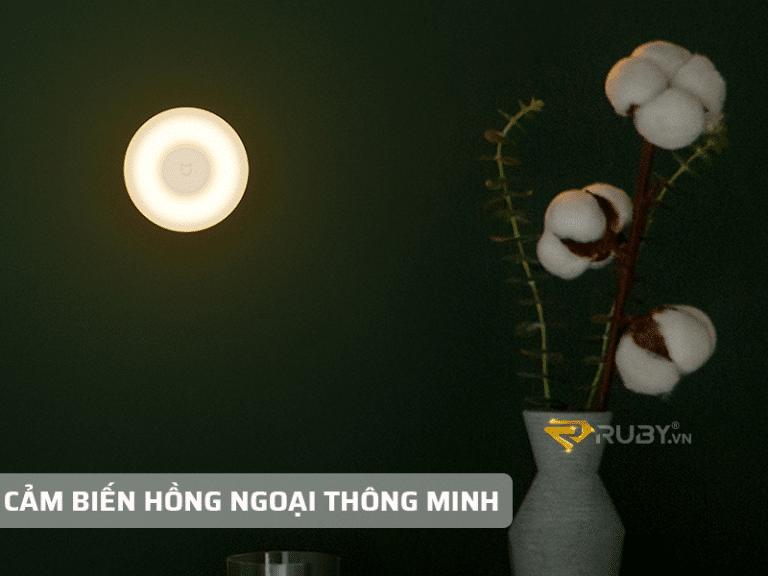 Cảm biến hồng ngoại của đèn cảm biến Xiaomi