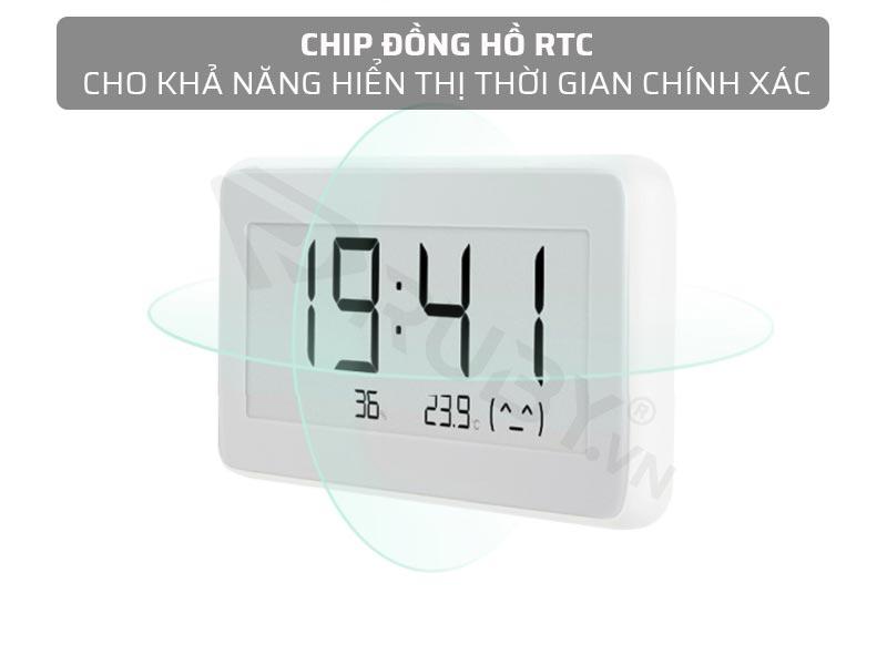 Chip đồng hồ RTC
