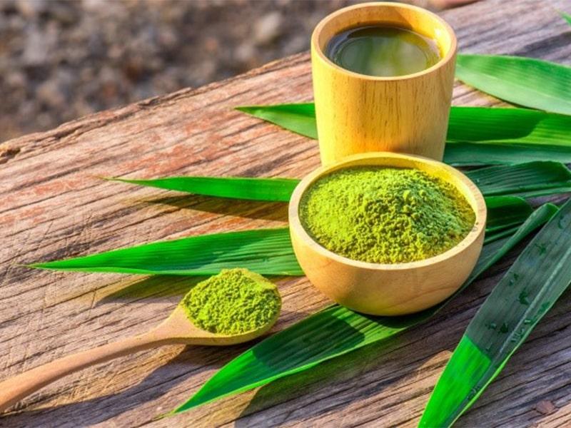 Khử mùi hiệu quả bằng trà xanh