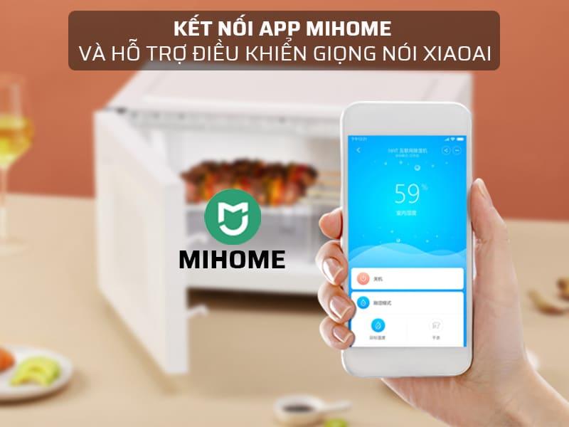 Kết nối App thông minh