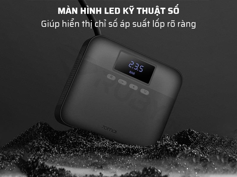 Màn hình LED hiển thị kỹ thuật số