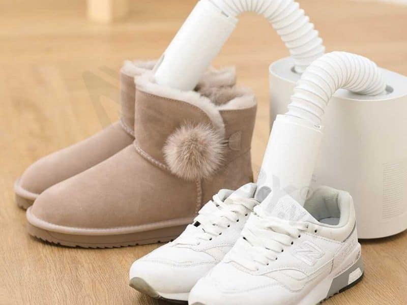 Tại sao nên sử dụng máy sấy giày?