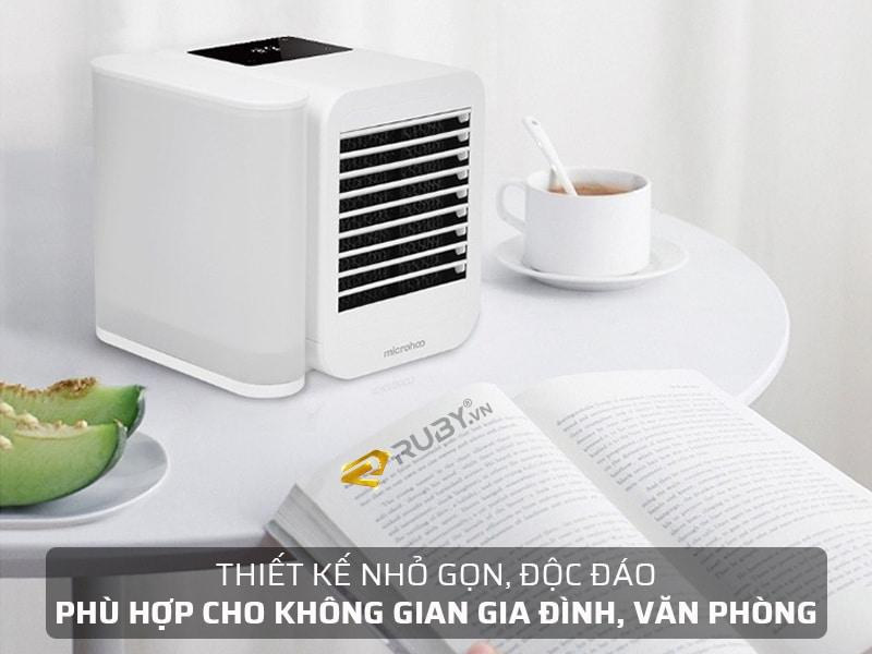 Quạt điều hòa mini Xiaomi Microhoo MH01R