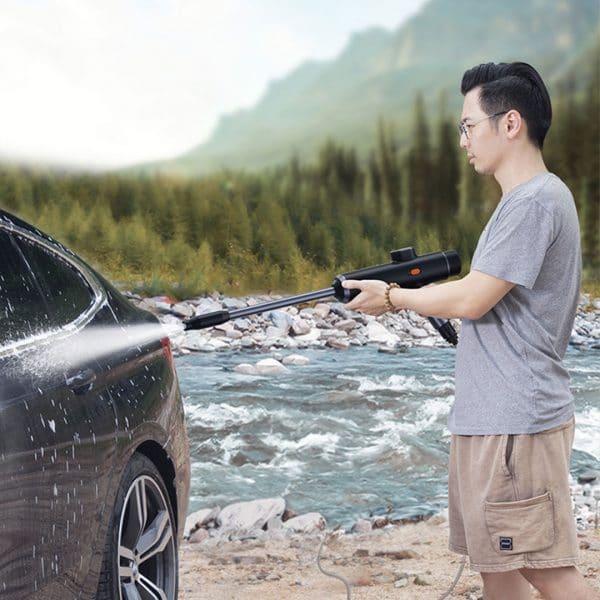 súng rửa xe