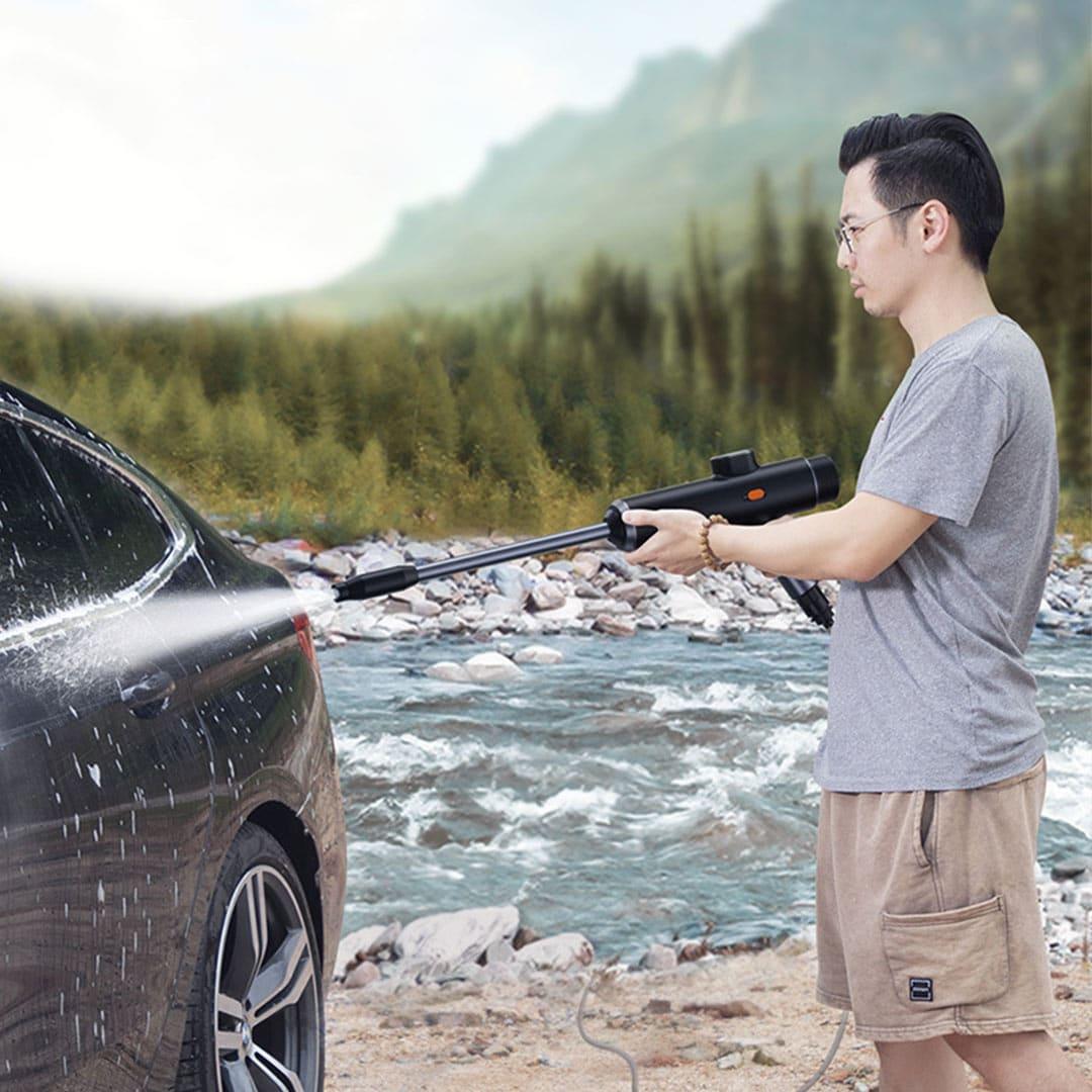 súng rửa xe cao áp