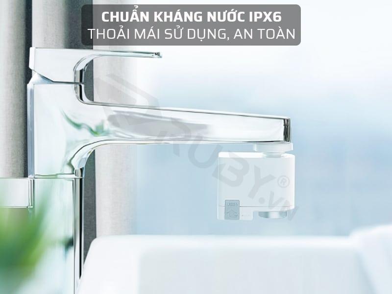 Cảm biến vòi nước mini đạt chuẩn kháng nước IPX6