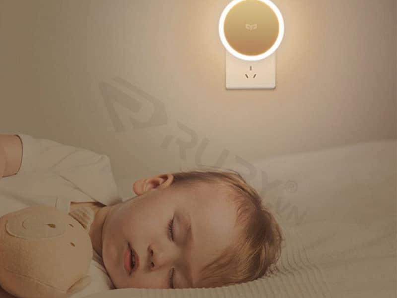 Ưu điểm khi sử dụng đèn ngủ cho bé