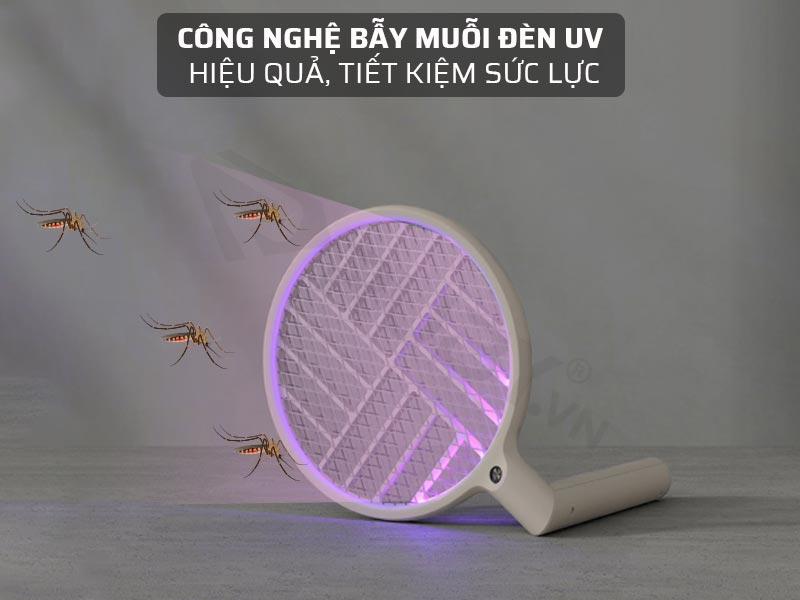 Công nghệ bẫy muỗi đèn UV cực kỳ hiệu quả