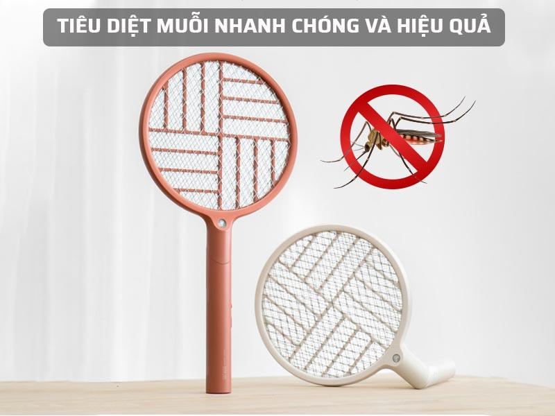 sử dụng dụng cụ bắt muỗi hiệu quả