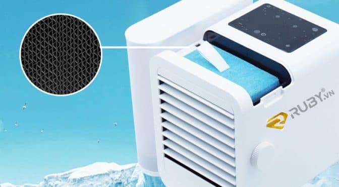 Cách khử mùi quạt hơi nước