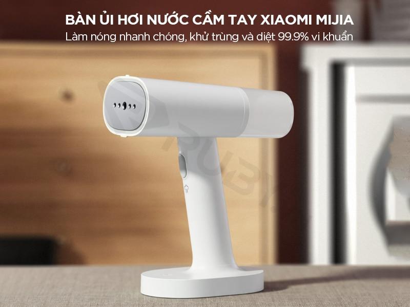 Bàn ủi hơi nước cầm tay Xiaomi Mijia MJGTJ01LF