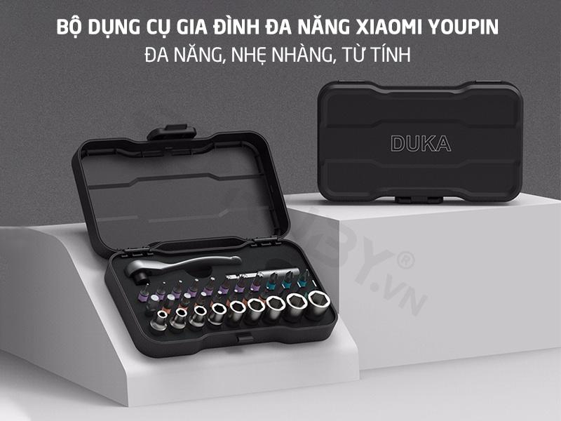 Bộ dụng cụ gia đình đa năng Xiaomi Duka RS2