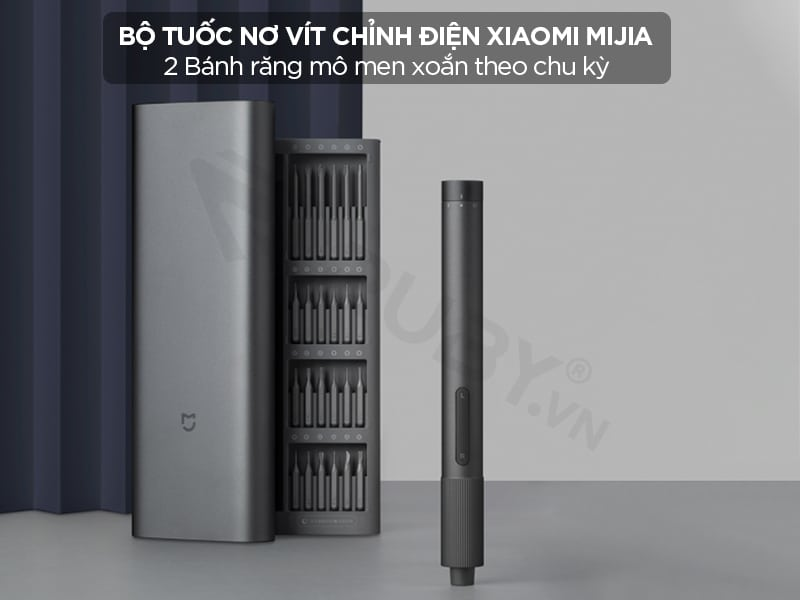 Bộ tuốc nơ vít điện từ tính Xiaomi Mijia MJDDLSDOO3QW