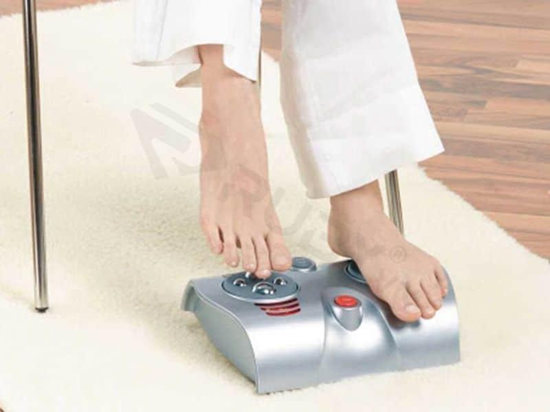 Công dụng của máy massage chân