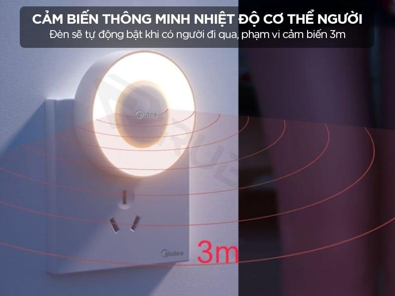 đèn cảm biến chuyển động