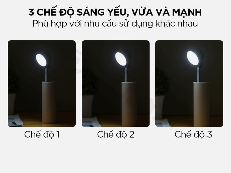 đèn pin mini 3 độ sáng tùy chỉnh