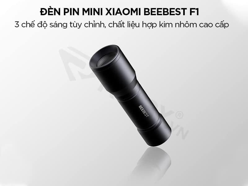 Đèn pin mini cầm tay Xiaomi Beebest F1