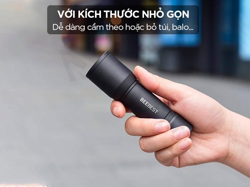 Đèn pin siêu sáng Xiaomi