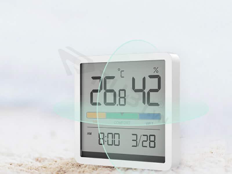 Đồng hồ nhiệt ẩm kế thông minh