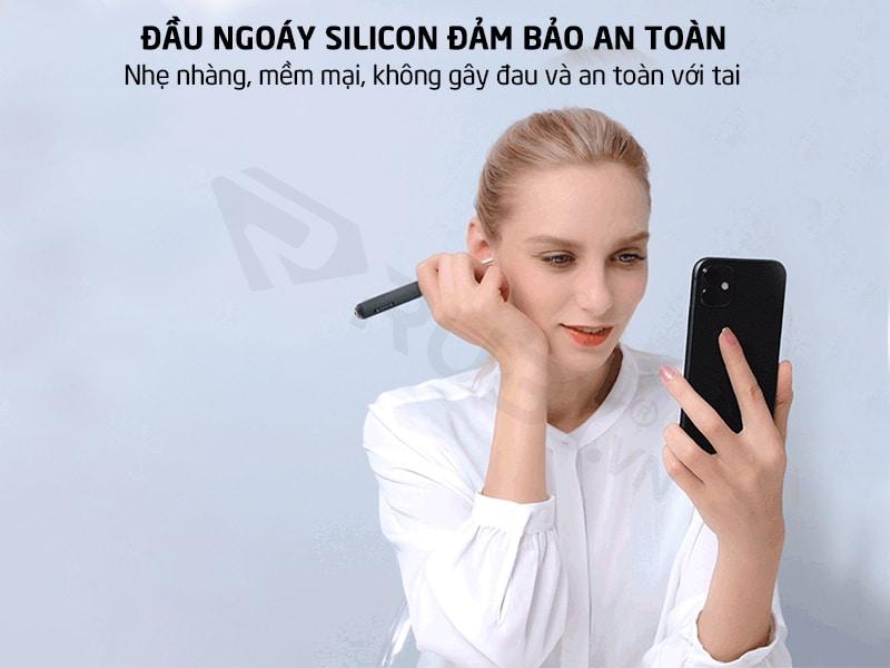Đầu ngoái silicon an toàn sức khỏe