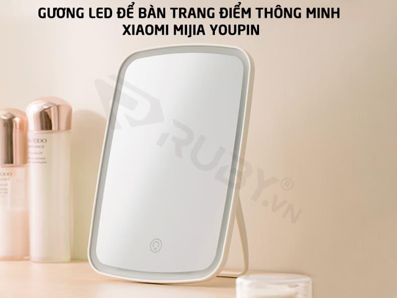 Gương trang điểm có đèn thông minh Xiaomi Jordan Judy NV026