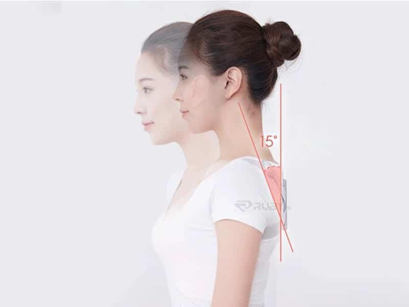 Hướng dẫn sử dụng đai chống gù lưng