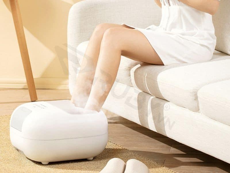 Hướng dẫn sử dụng máy massage chân tại nhà