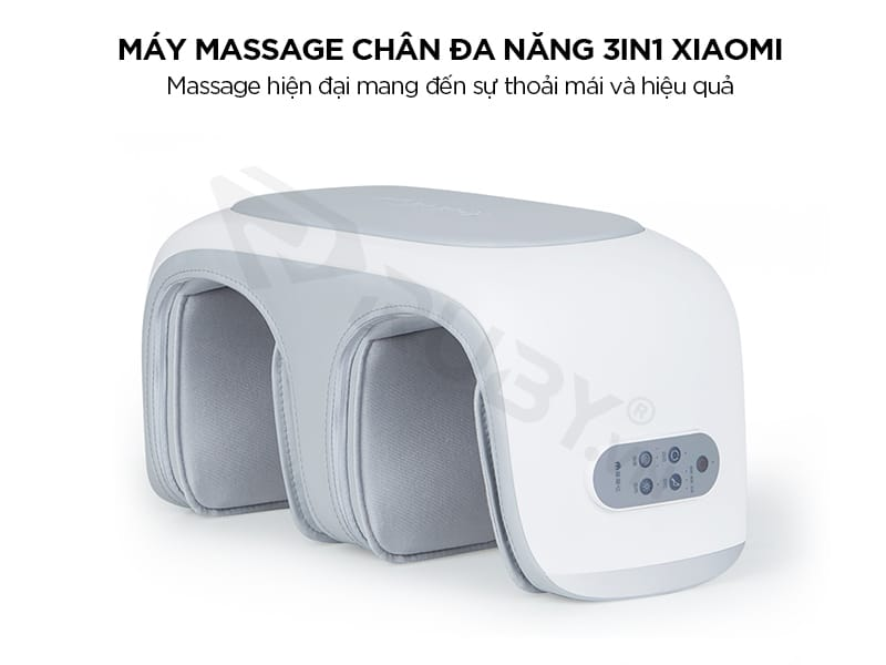 Máy massage chân đa năng 3in1 Xiaomi Momoda SX383