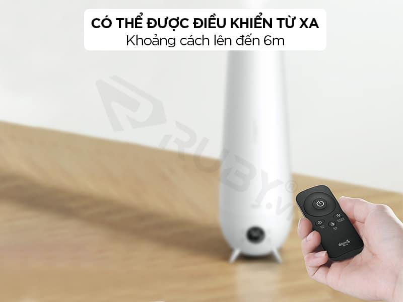 Điều khiển từ xa qua Remote