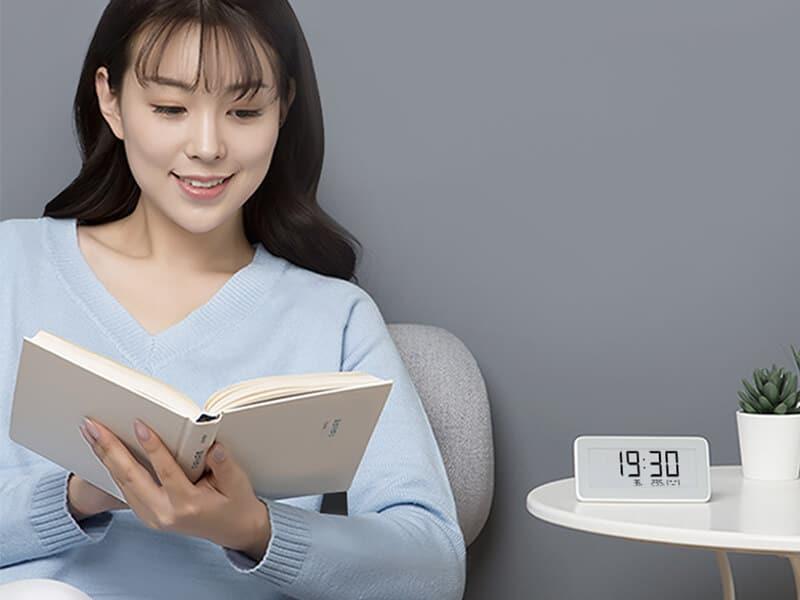 Nhiệt ẩm kế điện tử Xiaomi Mijia Gen 2 LYWSD03MMC