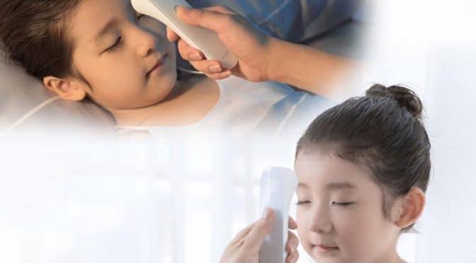 Nhiệt kế hồng ngoại Xiaomi