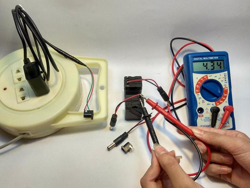 Kiểm tra tụ điện và các mối hàn