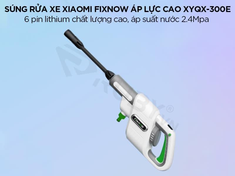 Súng rửa xe áp lực cao Xiaomi Fixnow XYQX-300E