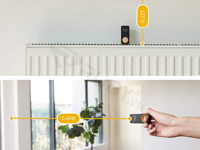 Cách sử dụng thước đo laser đơn giản nhất
