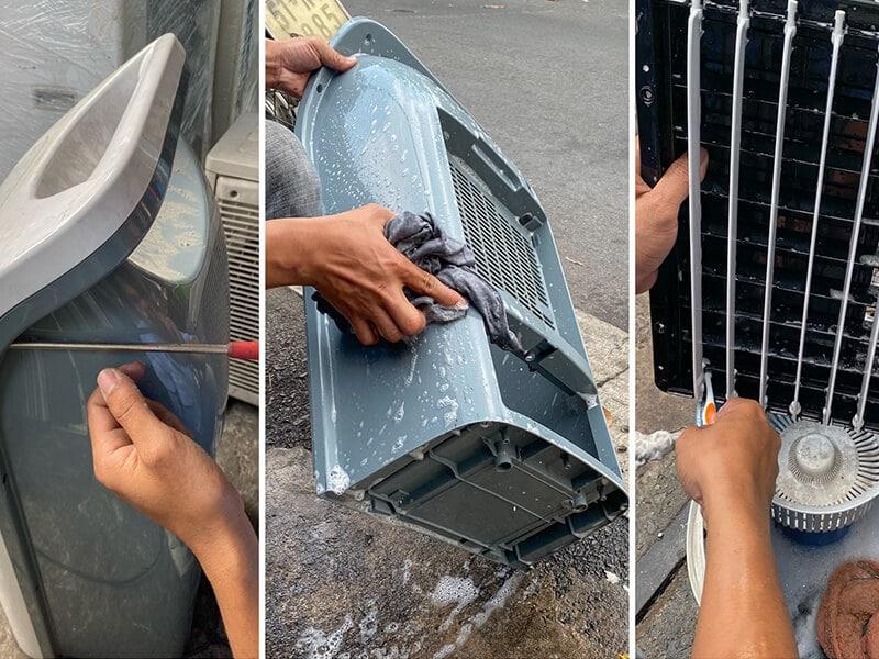 Một số lưu ý khi sử dụng quạt hơi nước để an toàn