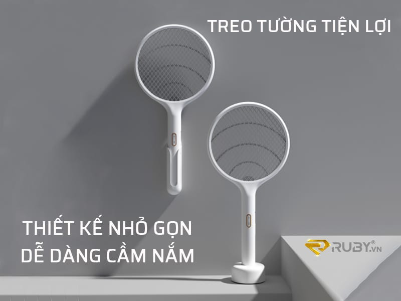 Vợt bắt muỗi cầm tay Xiaomi Qualitell
